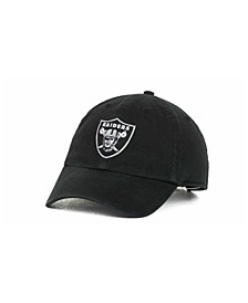 Oakland Raiders Clean Up Cap