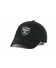 '47 Brand Oakland Raiders Clean Up Cap