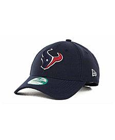 New Era Houston Texans First Down 9FORTY Cap
