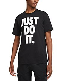 Men's Just Do It Graphic T-Shirt