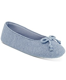 Ballerina Slippers, Created for Macy's