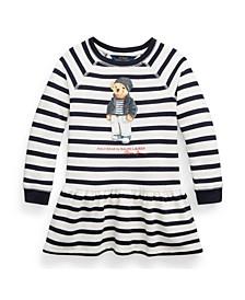 Toddler Polo Bear Fleece Dress