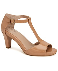 Claraa Memory Foam Dress Sandals, Created for Macy's
