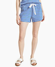 Cotton Striped Shorts, Created for Macy's