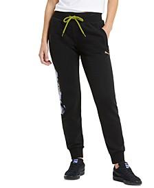 Evide Knit Track Full Length Pants