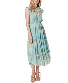 Katie Ruffled Dress