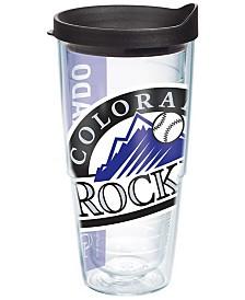 Tervis Tumbler Colorado Rockies 24 oz. Colossal Wrap Tumbler