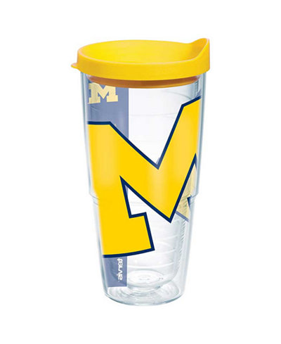Tervis Tumbler Michigan Wolverines 24 oz. Colossal Wrap Tumbler