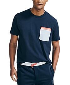 Men's Graphic Ripstop Pocket T-Shirt
