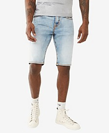 Men's Rocco Skinny Fit Shorts with Back Flap Pockets
