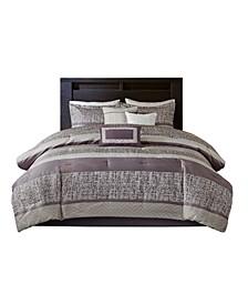 Rhapsody King Comforter, Set of 7