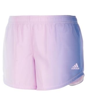 Adidas Originals Shorts LITTLE GIRLS OMBRE WOVEN SHORT
