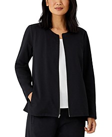 High-Collar Jacket