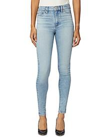 Barbara High-Rise Super-Skinny Jeans