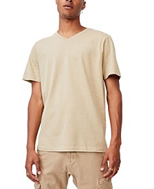 Men's Essential Vee Neck T-Shirt