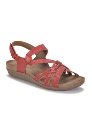 Jewel Sling Back Sandals Women's Shoes