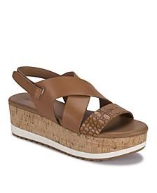 Winta Women's Wedge Slide Sandal
