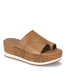 Waverlie Women's Wedge Slide Sandal