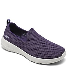Women's GOwalk 5 - Joy Highlight Wide Width Walking Sneakers from Finish Line
