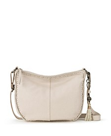 Ryder Leather Crescent Crossbody