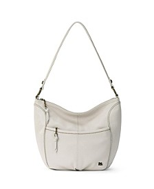Iris Leather Hobo
