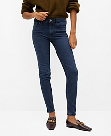 Women's Kim Skinny Push-up Jeans