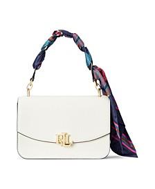 Print-Scarf Madison Crossbody Bag