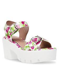 Women's Chasse Platform Sandal