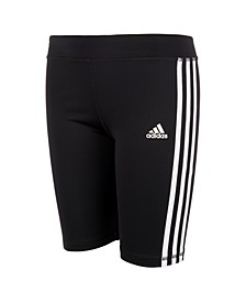 Big Girls Aeroready 3-stripes Bike Shorts