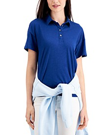 Polo Top, Created for Macy's