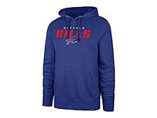 Buffalo Bills Men's Traction Headline Hooded Sweatshirt