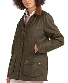 Aintree Waxed-Cotton Jacket