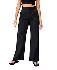 Women's Parker Long Straight Pant