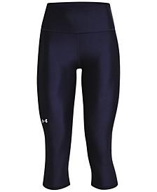 Women's HeatGear® High-Rise Capri Leggings