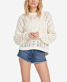 Women's Wish Net Sweater