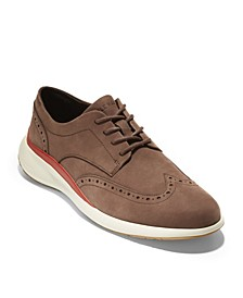 Men's Grand Troy Wing Oxford