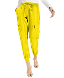 INC Utility Jogger Pants, Regular & Petite Sizes, Created for Macy's
