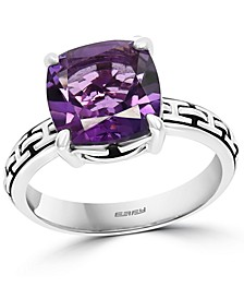 EFFY® Amethyst Statement Ring (3-1/2 ct. t.w.) in Sterling Silver