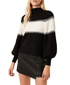 Sophia Knit Striped Sweater