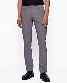 BOSS Men's High-Performance Slim-Fit Jeans