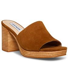 Women's Elda Platform Clog Sandals