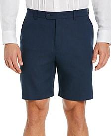 "Men's Flat Front 9"" Shorts"