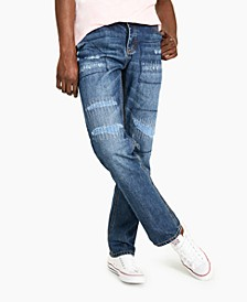 Men's Astoria Distressed Jeans, Created for Macy's