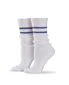 Women's Slouch Crew Sock