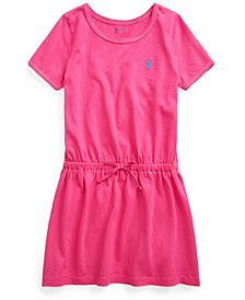 Toddler Girls Cotton Jersey T-shirt Dress