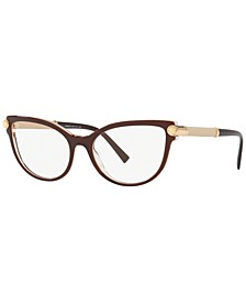 VE3270Q Women's Cat Eye Eyeglasses