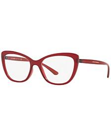 DG5039 Women's Cat Eye Eyeglasses