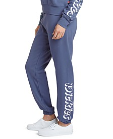 Juniors' Cotton Relaxed Sweatpants