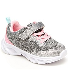Toddler Girls Lighted Sneakers