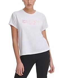 Sport Ombré Logo T-Shirt